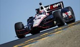 Power on cusp of first IndyCar title after Sonoma podium
