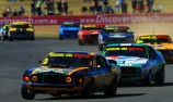 Bowe fights off Richards for Touring Car Masters win