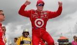 Scott Dixon wins at Mid-Ohio
