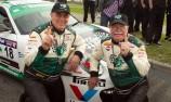 Jim Richards win his second Targa West title