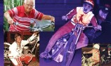 Speedway star Jacky White dies after a fall at his home