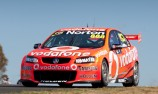 TeamVodafone front-row lock out at Eastern Creek