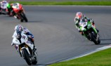 Marco Melandri takes title lead in Moscow