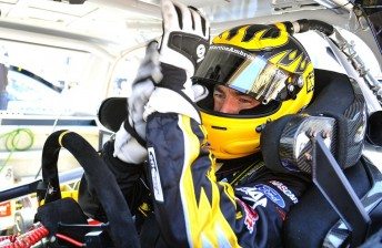 Marcos Ambrose expecting to stay at RPM for 2013