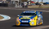 Lee Holdsworth tops first practice with fast final lap