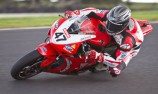 Wayne Maxwell takes wet pole at Phillip Island