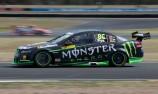 Scott Pye on top in Dunlop Series practice