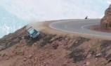 VIDEO: Huge crash at Pikes Peak Hill Climb