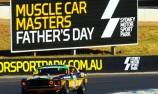 John Bowe takes clean sweep at Muscle Car Masters