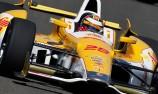 Ryan Hunter-Reay takes IndyCar Series win