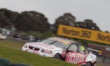 Fabian Coulthard tops incident filled warm-up