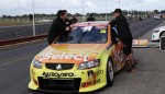 IMG 1730 150x86 GALLERY: Thursday set up at the Sandown 500