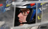 Ford out front at Rally GB