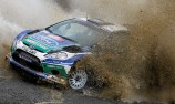 Ford maintains the rage at Rally GB