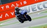 Lorenzo edges Pedrosa for Aragon pole