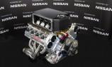 Nissan reveals 2013 V8 Supercar engine