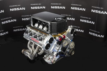 Niss 1666 1 344x229 Nissan reveals 2013 V8 Supercar engine