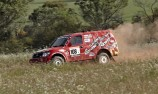 Geoff Olholm sets the pace at Safari Prologue
