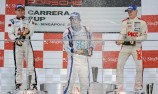Baird wins on Carrera Cup Asia return
