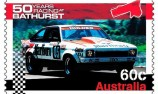 Australia Post releases commemorative Bathurst stamps