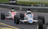 Last corner pass gives Jacobson Formula Ford round win