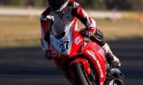 Jamie Stauffer takes pole at Queensland Raceway