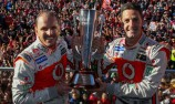 Whincup holds out Reynolds in Bathurst thriller