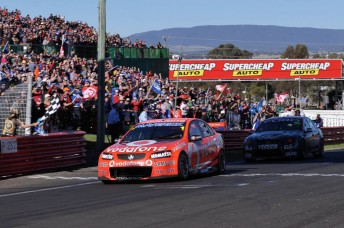event 11 of the 2012 V8 Supercars Championship