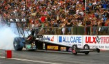 Darren Morgan wins Adelaide ANDRA Top Fuel round