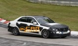 Road version of Mercedes V8 Supercars contender spied