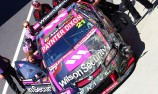 Chris Pither first to hit wall at Mount Panorama