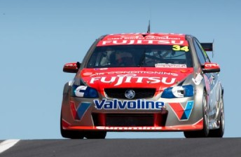 Caruso2 344x224 Caruso upstages favourites in first Bathurst practice