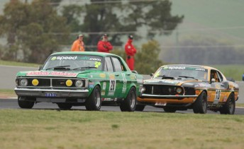 IMG 8441 344x211 Tilley edges Bowe in thrilling Touring Car Masters races