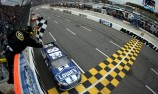 Johnson takes points lead with Martinsville win