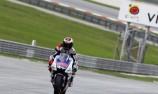Jorge Lorenzo takes Malaysian MotoGP pole