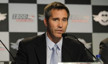 IndyCar CEO, Randy Bernard has resigned his position