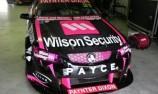 Wilson Security Holden turns pink for Bathurst