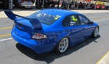 SBR shaking down COTF at Queensland test day