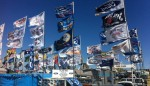 flags 150x86 GALLERY: Thursday images from Bathurst 1000