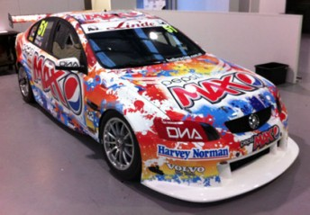 The last Pepsi Max Crew design of 2012