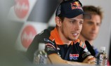 Stoner lucky to avoid further injury in qualifying crash
