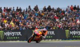 Stoner completes Aus GP preparations by topping warm-up