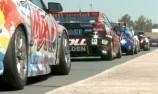 VIDEO: Rookie V8 internationals speak about first V8 test