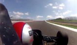 VIDEO: Mario Andretti cuts first lap of Circuit of the Americas