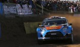 Satellite Ford Fiestas set the pace early in Spanish Rally