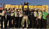 NHRA Championships go right to the wire at Pomona