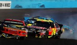 VIDEO: NASCAR star stoush in Phoenix