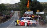 Sebastien Loeb back out front in Spain