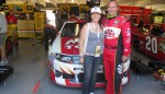 Lucky7 speedcafe Winners 15 150x86 FEATURE: Aussie couple's Texas NASCAR tour delight