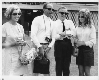 MS with Diana Davison Donald Thomson and Joanna Thomson 1969 344x280 Max Stahl